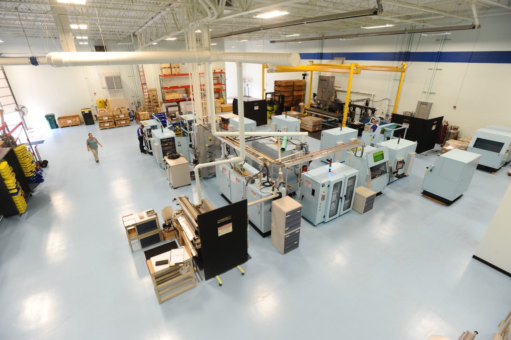 Synchron Laser expanded into a facility that better-suited their needs thanks to MCDC.